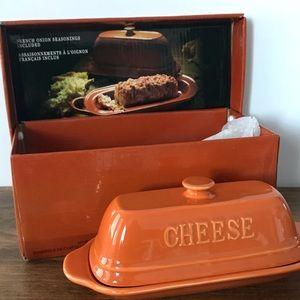 🇨🇦Vintage Goat Cheese Baker Gourmet Du Village